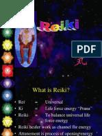 REIKI 1, 2, 3