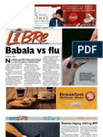 Today's Libre 01162013