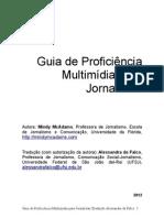 Guia de Proficiência Multimídia para Jornalistas