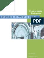 TOMA DE DATOS DE UNIDADES DE TRATAMIENTO DE AIRE