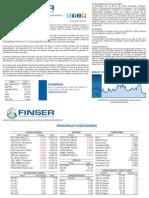 Finanzas al Día 15.01.13