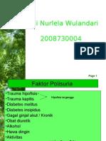 faktor poliuria