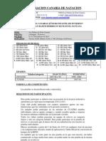 Normativa Regional de Canarias de invierno de natacion  Junior/Infantil