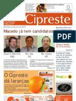 Cipreste 25, Jan 2013