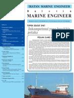marine enginer