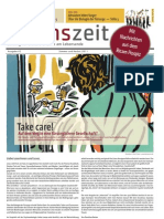 lebenszeit - Zeitung für Diskurs & Ethik am Lebensende - Ausgabe #2  - Palliative Care
