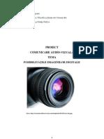 Posibilitatile imaginilor digitale