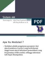 sistem AM