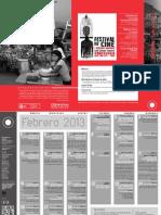 Agenda Centro Cultural de España / Febrero 2013