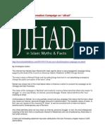 CAIR Jihad Disinformation