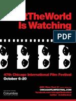 film fest schedule