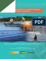Informe de Evaluación de la Actividad Pesquera en el Golfo de Fonseca, Honduras.