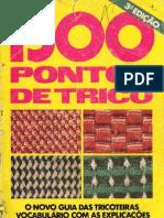 1300 pontos de trico