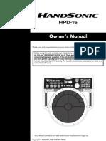 HPD 15
