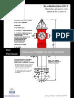 redes de hidrantes fijos