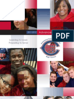Cleveland Central Catholic Advancement Review 2012