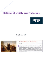religion et société aux Etats-Unis