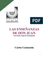 Las Enseñanzas de Don Juan