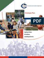 Cleveland Central Catholic Strategic Plan