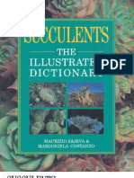 Succulents. The illustrated dictionary.
