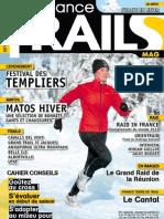 Trails Endurance Mag - décembre/janvier 2013