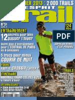 Esprit Trail - janvier/février 2013