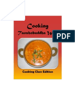 COOKING TAOSHOBUDDHA WAY - Cooking Class Edition