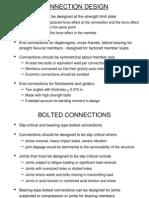 Bolts Connection Design