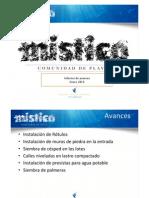 Informe Místico Enero 2013