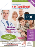 Western Pennsylvania Guide to Good Health - Winter 2013