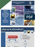 Presentación 1 - Informática