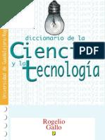 diccionario de ciencias.