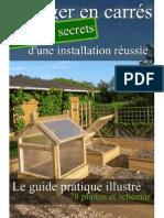 Potager en carrés Tous les secrets d'une installation reussie