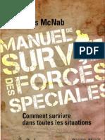 Manuel de survie des forces spéciales