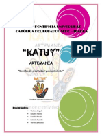 KATUY ARTEMANÍA