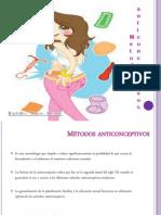 anticonceptivos y sus tipos