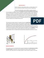 proyectode pendulo y conceptos  de medidas directas e indirectas