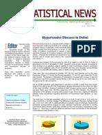 Statistical News on Hypertensive Diseases in Dubai