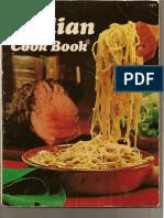 Sunset Italian Cookbook Scan