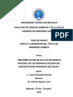 Tesis plan de manejo de residuos solidos de Pucará.pdf
