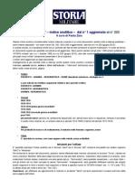Storia Militare Indice Analitico 1-225 Giugno 12