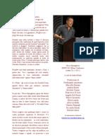 Intervento Di Bruce Sulla Musica a Austin 2012 Keynote
