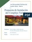 Proyecto Turistico SOL de VIDA