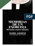 99987836 Gabriele Amorth Memorias de Un Exorcista