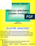 Analisis Cluster