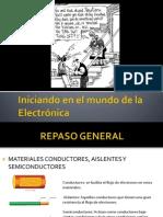 Electronica e instrumentacion