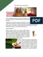 HISTORIA Y ANTECEDENTES DEL BUDISMO