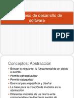 Taller Fundamental de Desarrollo de Software - El Proceso de Desarrollo