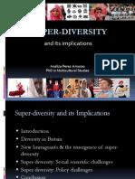 Super-diversity by Steven Vertovec