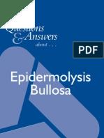 Epidermolisis Bulosa